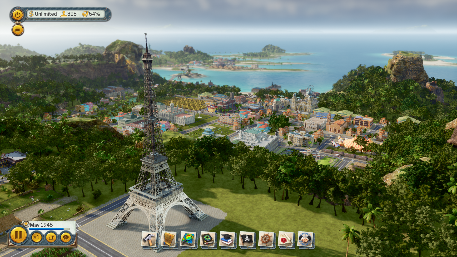 Tropico 6 New Gameplay Trailer Shows New Features | GameWatcher