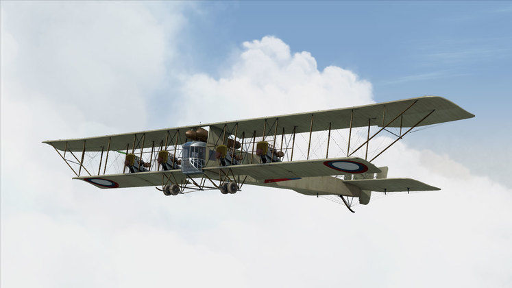 World War One flight sim Ilya Muromets now available in Early Access form