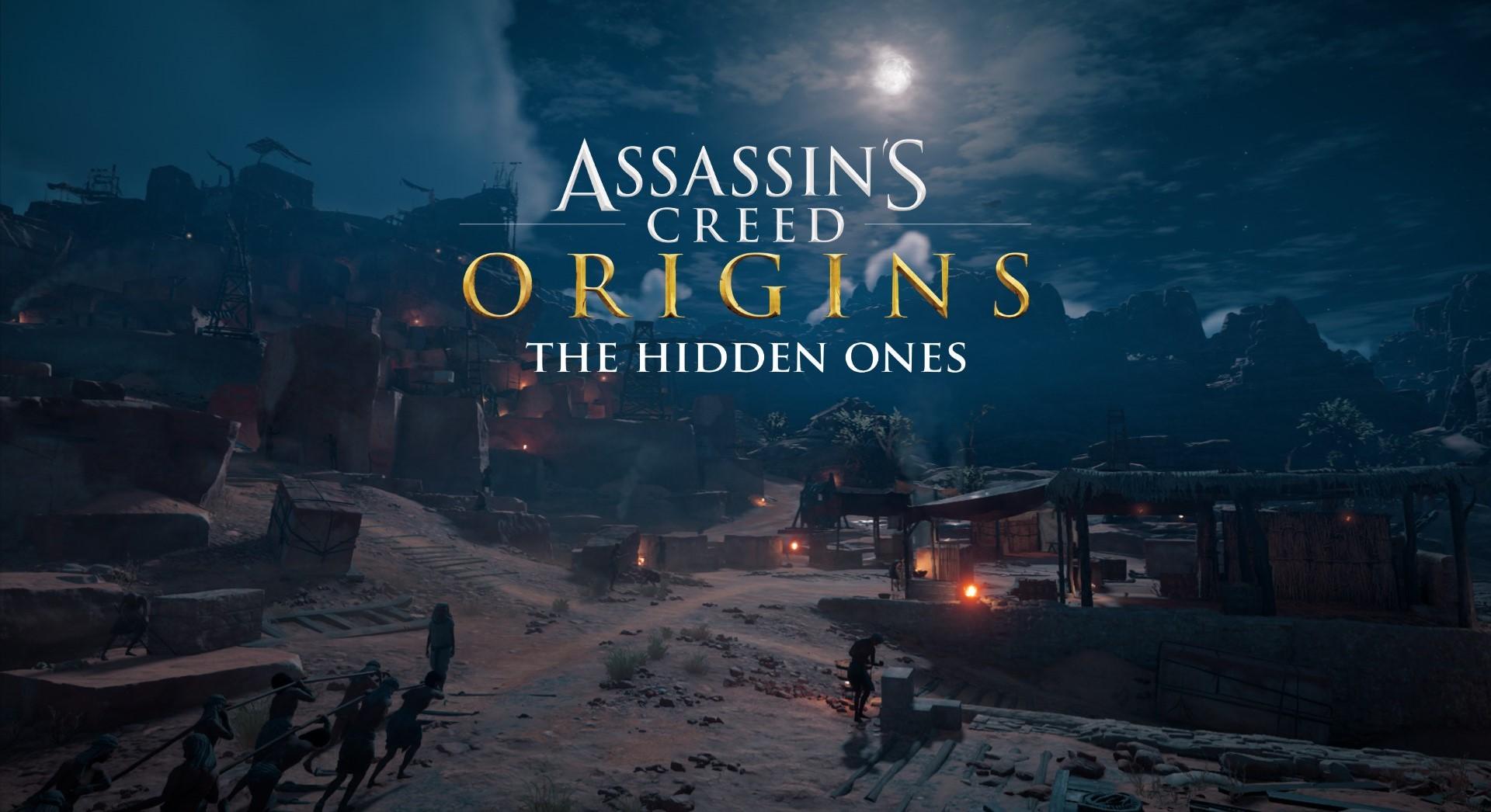 Assassin S Creed Origins The Hidden Ones Pc Review Gamewatcher