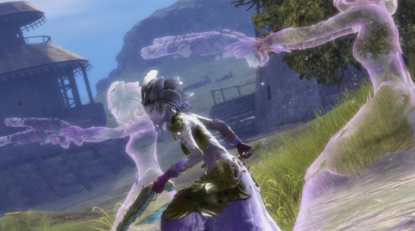 Final Guild Wars 2 class revealed: the Mesmer | GameWatcher