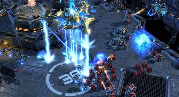 Starcraft II 1.2 patch now live