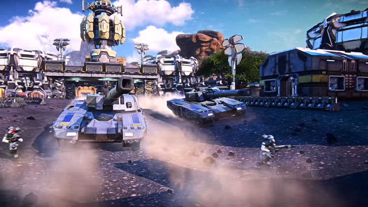 PlanetSide Arena Vehicles - What Vehicles Will Be Featured in PlanetSide Arena?