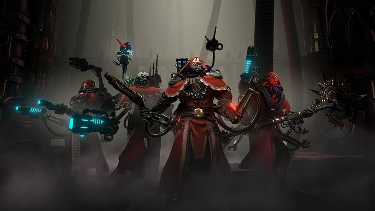 Warhammer 40,000: Mechanicus Announced