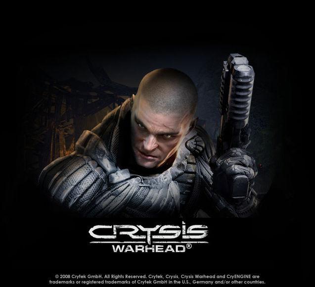 Crytek launches Crysis: Warhead splash site - First image revealed