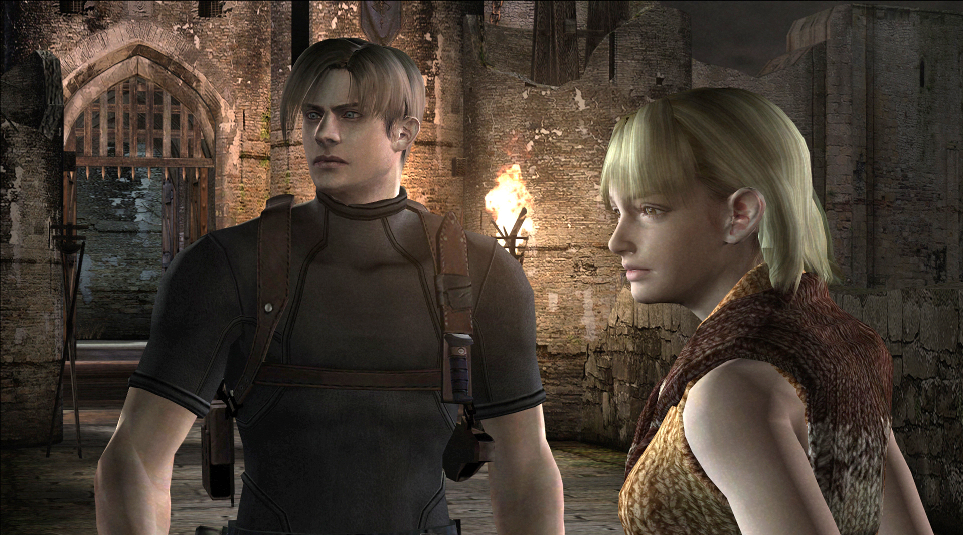 Capcom Announce Resident Evil 4 Hd Coming To Pc February Gamewatcher
