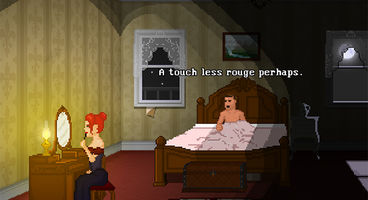 Point-and-click noir adventure The Slaughter set in Victorian London
