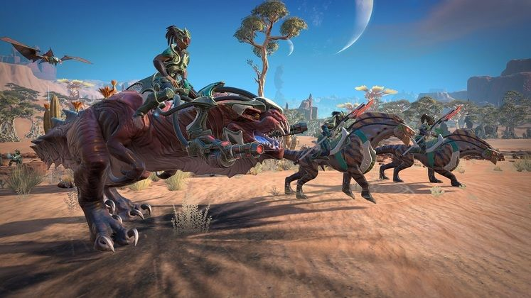 Age of Wonders: Planetfall How to Annex Sectors