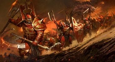 Total War: Warhammer 3 Khorne Unit Roster Revealed, Features Soul Grinders, Minotaurs and More