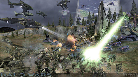 US GamePro mag dishes on Halo Wars, features online co-op play