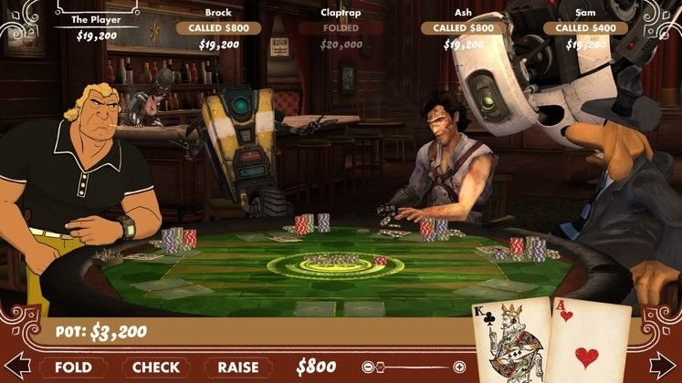 Telltale's Poker Night 2 has been Delisted from Steam