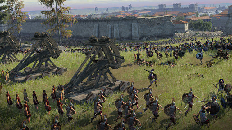 Found the Roman Empire in New Expansion for Total War: Rome II