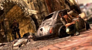 No single-player demo for Uncharted 2