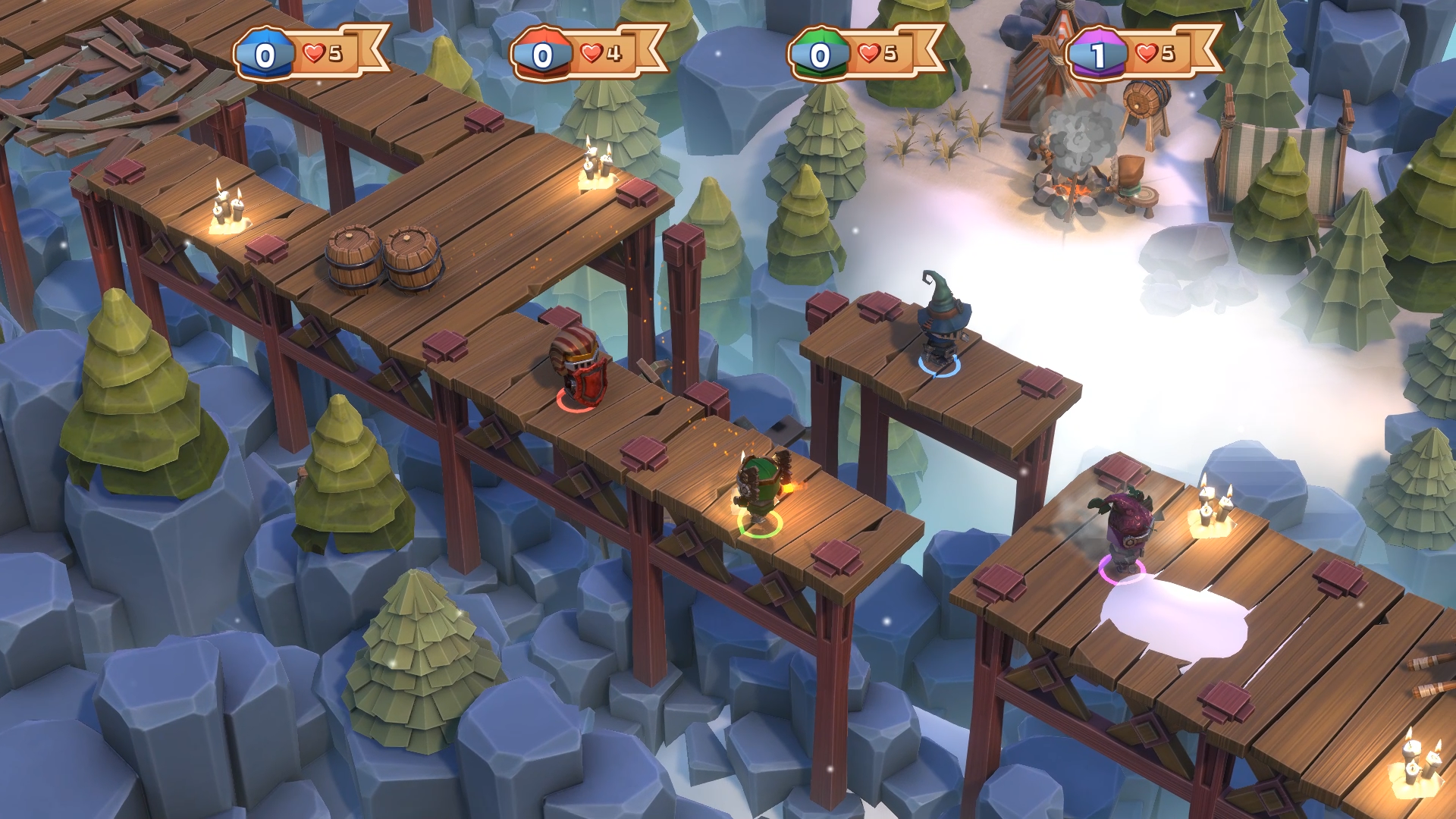 Big Crown: Showdown Is A Multiplayer Brawler Coming To PC