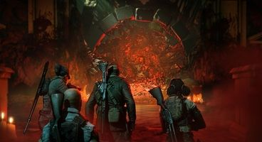 Zombie Army 4: Dead War Welcomes Left 4 Dead's Four Protagonists Into the Fray, Gets New Abaddon Asylum Map