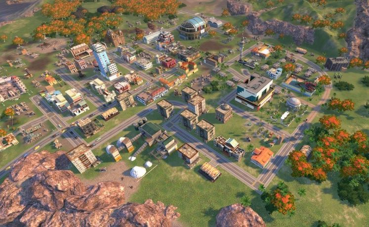 The Best City Builders On PC