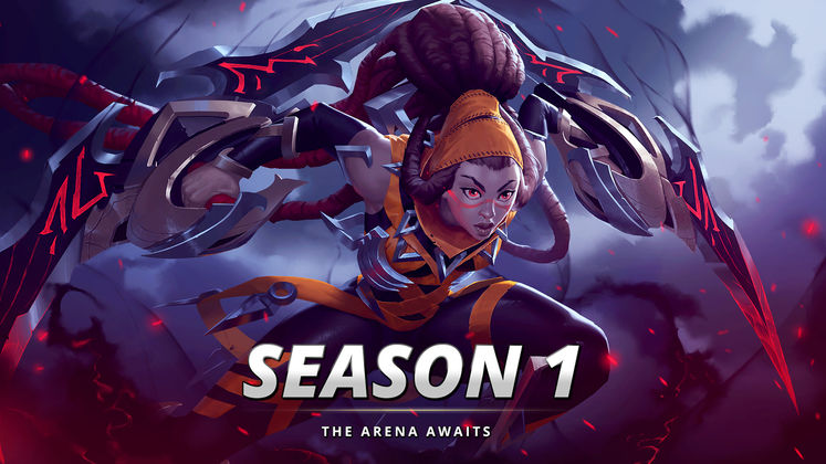 Battlerite Season 1 Starts Today