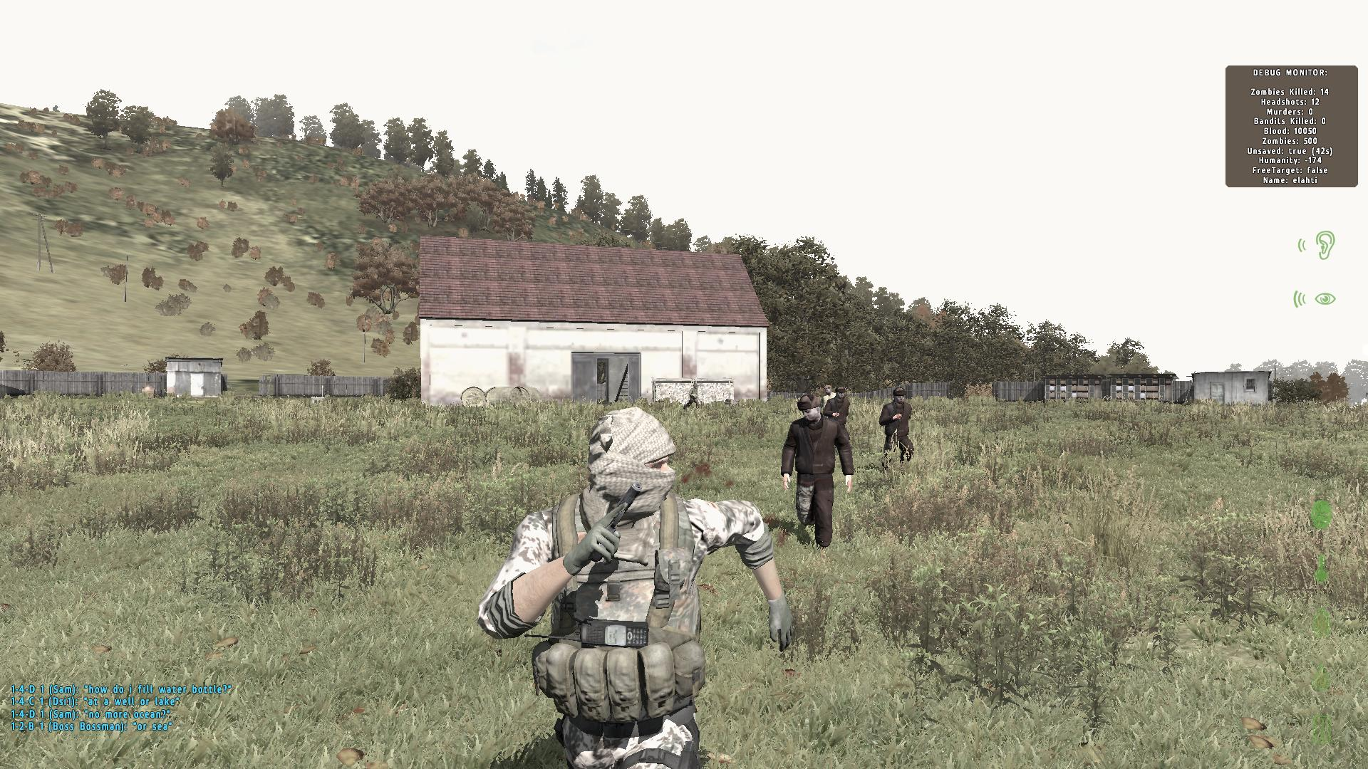 DayZ developer targets improved server performance, DirectX 11