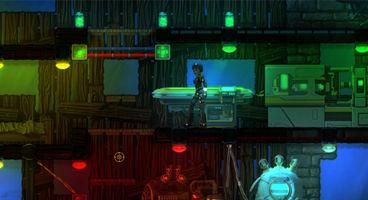 Darkout releases on Steam, sci-fi sandbox RPG in 2D