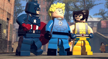 LEGO Marvel Super Heroes demo available 15th October