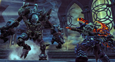 Darksiders II features The Crucible, offers 100 challenge stages