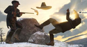Red Dead Redemption multiplayer event for Myths and Mavericks