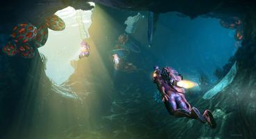 No Man's Sky Gets Another Free Update: The Abyss