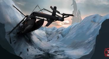Half-Life 2: Episode 3 concept art revealed by artist