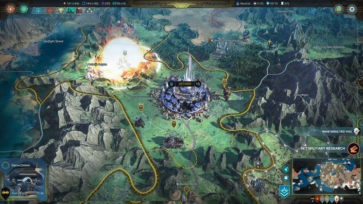 The Best 4X Strategy Games on PC