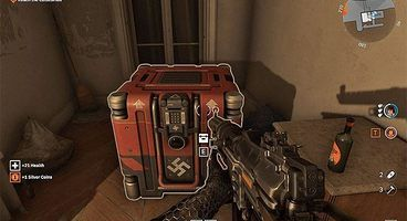 Wolfenstein Youngblood Red Crates