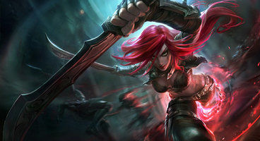 League of Legends Patch 11.4 - Katarina, Varus, and Samira Changes