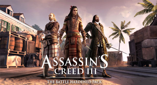 Battle Hardened DLC releasing tomorrow for Assassin's Creed 3