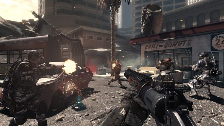 Call of Duty: Ghosts update adds new game mode and various tweaks
