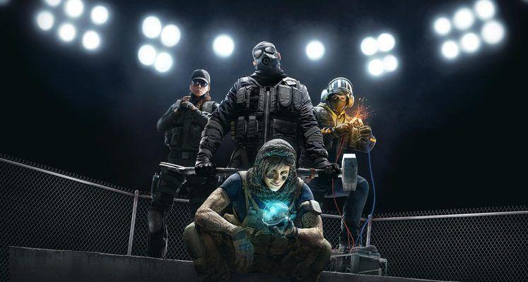 Rainbow Six Siege Reverse Friendly Fire Update Coming Tomorrow