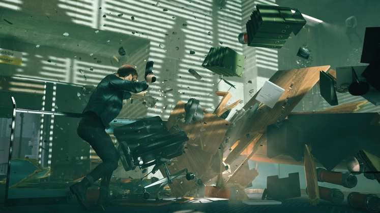 Remedy's Control has got a Release Date