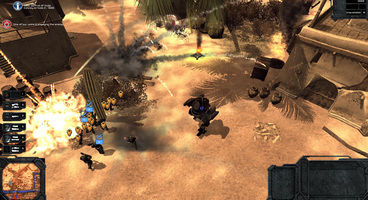 Real-time tactical strategy title Mechs & Mercs: Black Talons coming late this year