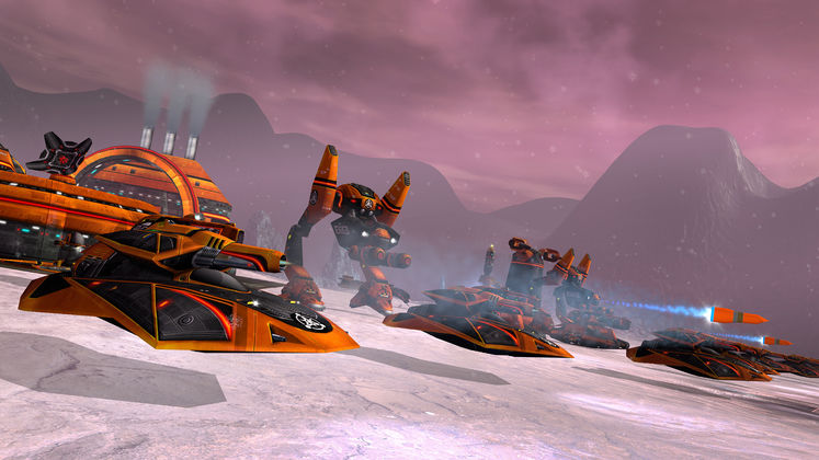 Rebellion Reveals Battlezone: Combat Commander, the Redux Version of 1999's Battlezone 2