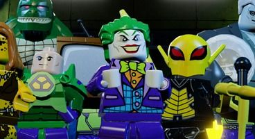 LEGO DC Super-Villains Reveals Reign and Zoom TV DLC