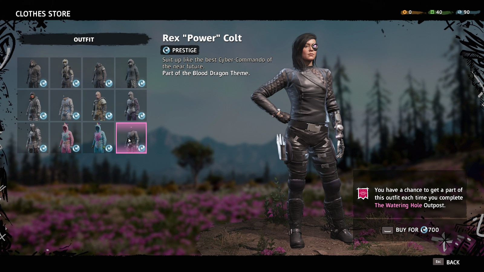 Far Cry New Dawn Blood Dragon Outfit How To Unlock It Gamewatcher