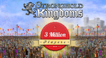 Stronghold Kingdoms hits 3 million player milestone