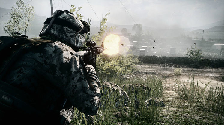 DICE reveals changelog of upcoming patch for Battlefield 3