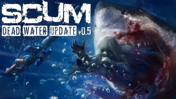 SCUM Patch Notes - Dead Water Update 0.5 Expands Map, Reworks Weather, Adds Boats