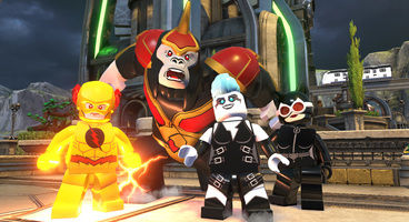 Lego DC Supervillains Guide - How to unlock Bizarro Character