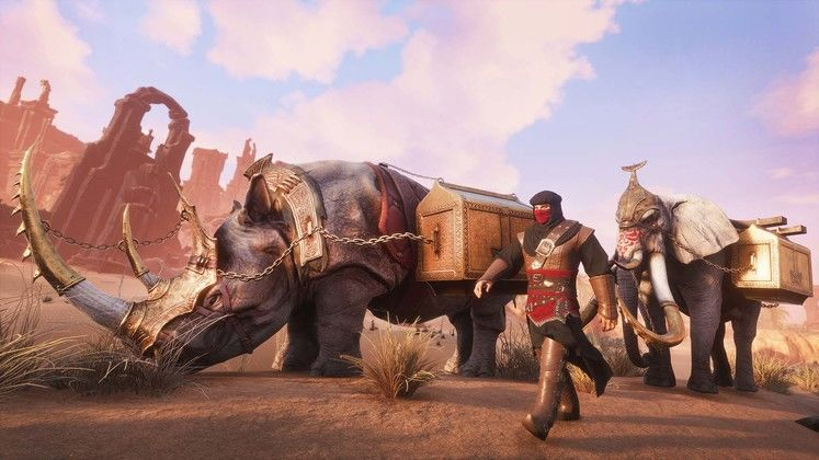 Funcom Releases Treasures of Turan DLC and Season Pass for Conan Exiles
