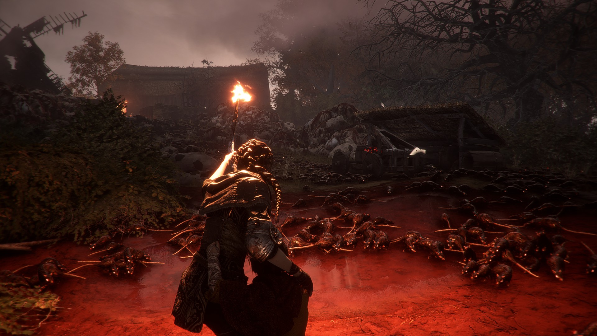 A Plague Tale Innocence Pc Review Gamewatcher