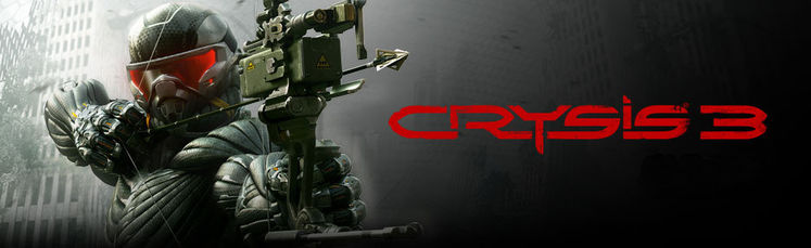Crysis 3 revealed by ad on EA's Origin