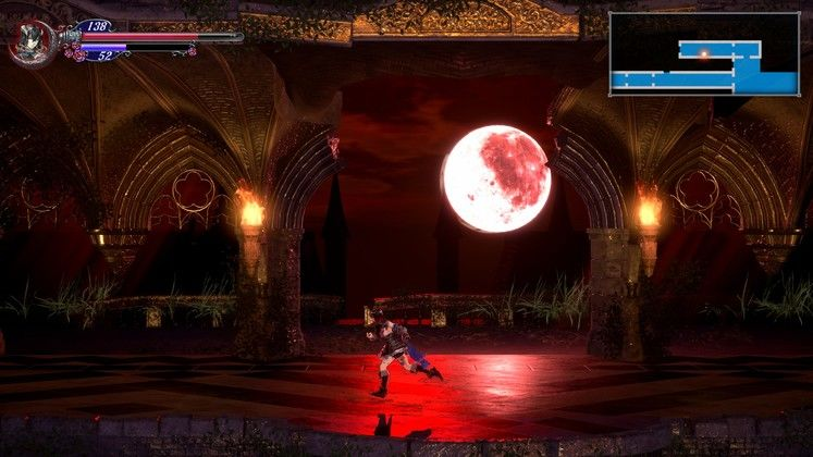Bloodstained: Ritual of the Night Living Fossil - Spawn Location