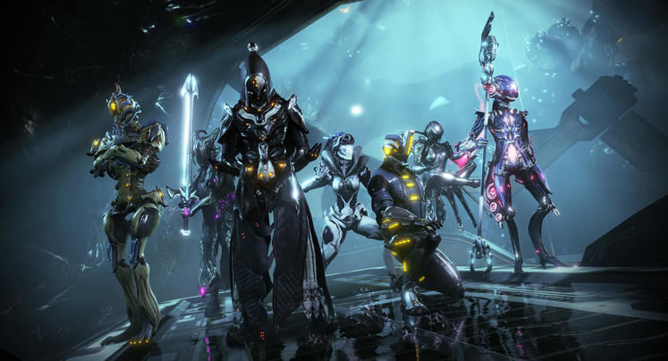 Warframe: How to Get Platinum, Credits, Ducats