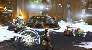 Battleborn's Final Update Saw The Double-Digit Playerbase Shrink By Another 20%