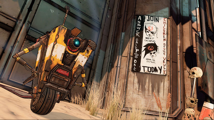 Borderlands 3 Claptrap Voice Actor Not Returning Due to Pay Controversy