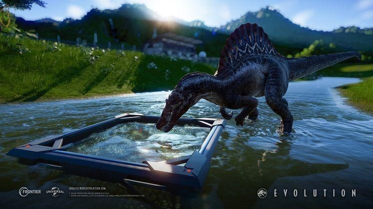 Jurassic World Evolution gets New Update on 18th
